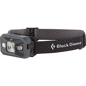 Black Diamond Storm Linterna frontal, black